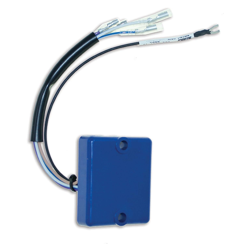 1990-1999 CDI Electronics 144-4857-16 Mercury//Mariner Oil Warning Module-2//3//4 Cyl