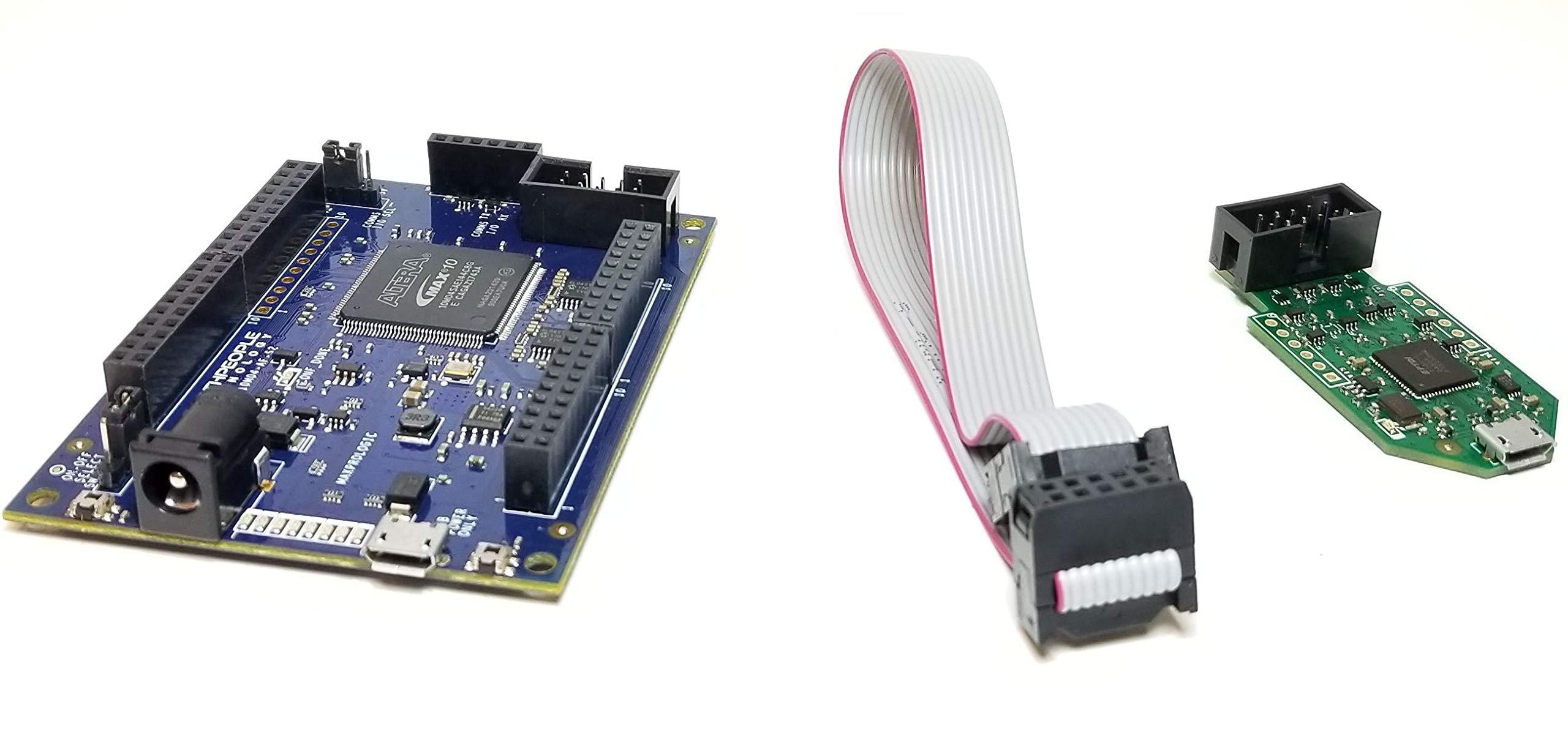 Intel/Altera MAX10 FPGA Max Package - MaxPro + JTAG + Cable
