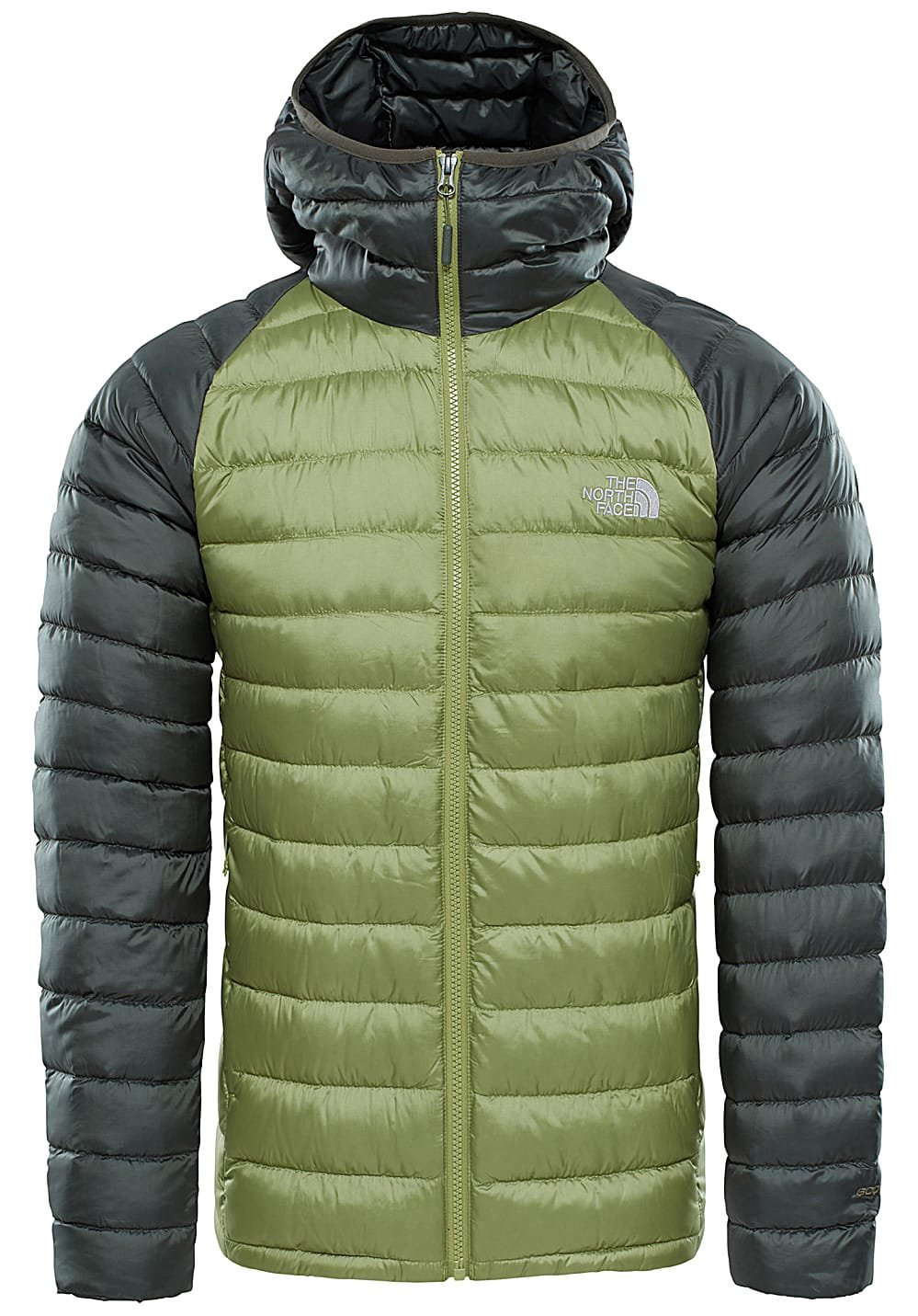 North Face M Trevail Hoodie Chaqueta, Hombre 39N4
