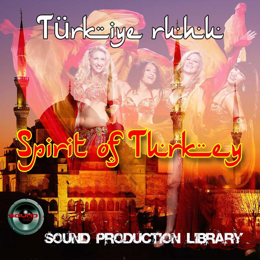 RUSSIA Spirit - HUGE UNIQUE original Multi-Layer Studio WAV Samples Library 2DVD or for download by SoundLoad (Image #6)