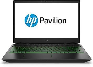"HP Pavilion Gaming Laptop 15 6"" Full HD, Intel Core i7-8750, NVIDIA GeForce  GTX 1060, 1TB HDD + 16GB Optane Memory, 8GB SDRAM"