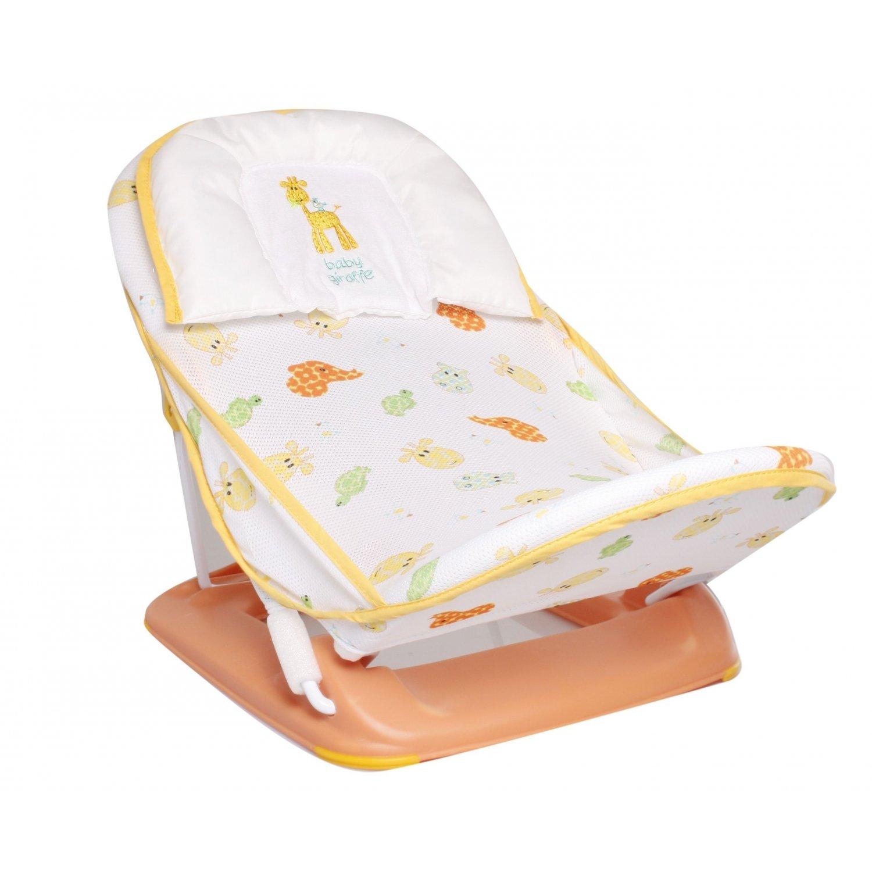 Buy Mastela Deluxe Baby Bather - Orange - Orange, 0M+ Online at Low ...