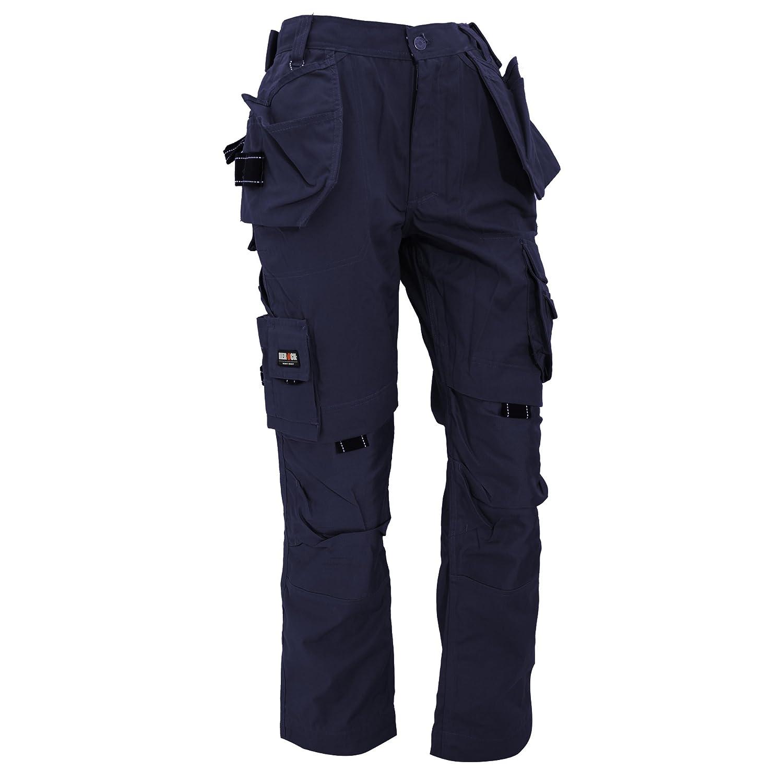 Herock Mens Dagan Premium Work Trousers/Pants