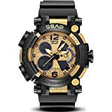 SBAO Analog-Digital Watch for Men