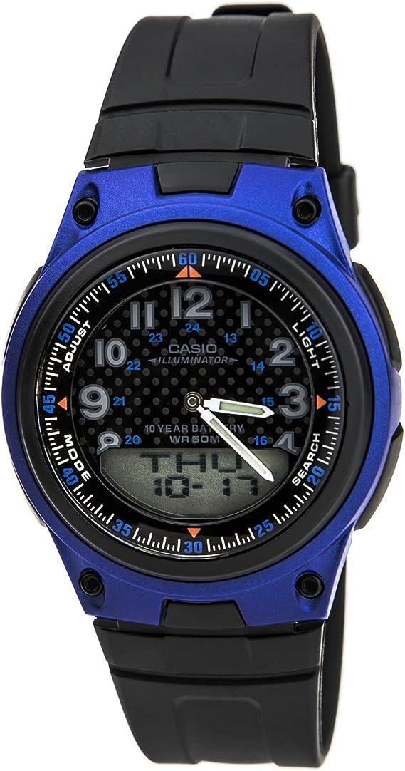 CASIO (カシオ) 腕時計 アナログデジタル(コンビ) AW-80-2B メンズ 海外モデル [逆輸入品]