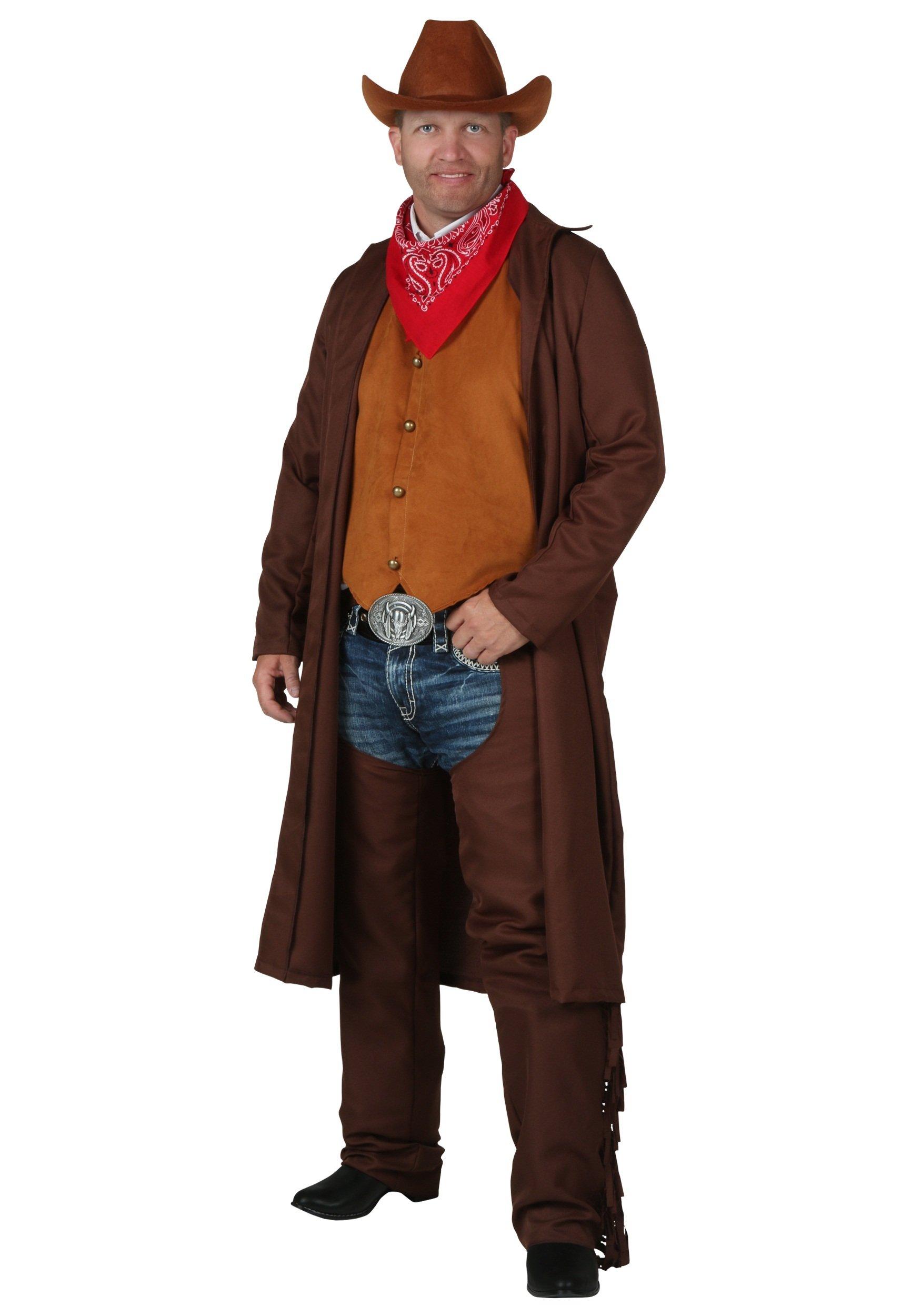 Adult Cowboy Costume Medium by FunCostumes