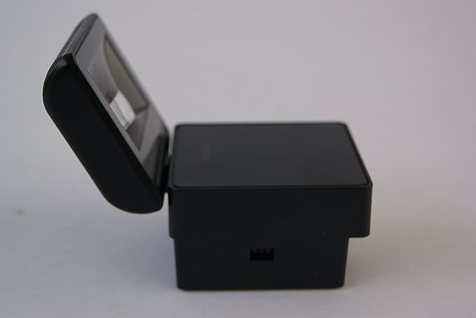 Theben 1020752 Luxa 102 FL LED 8W W Strahler f/ür Wandmontage schwarz 3000 K