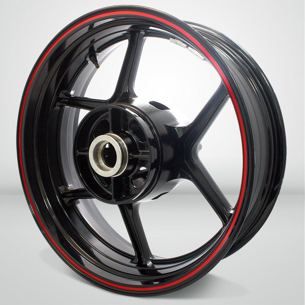 Rapid Outer Rim Liner Stripe for Suzuki GSXR 600 Gloss Red