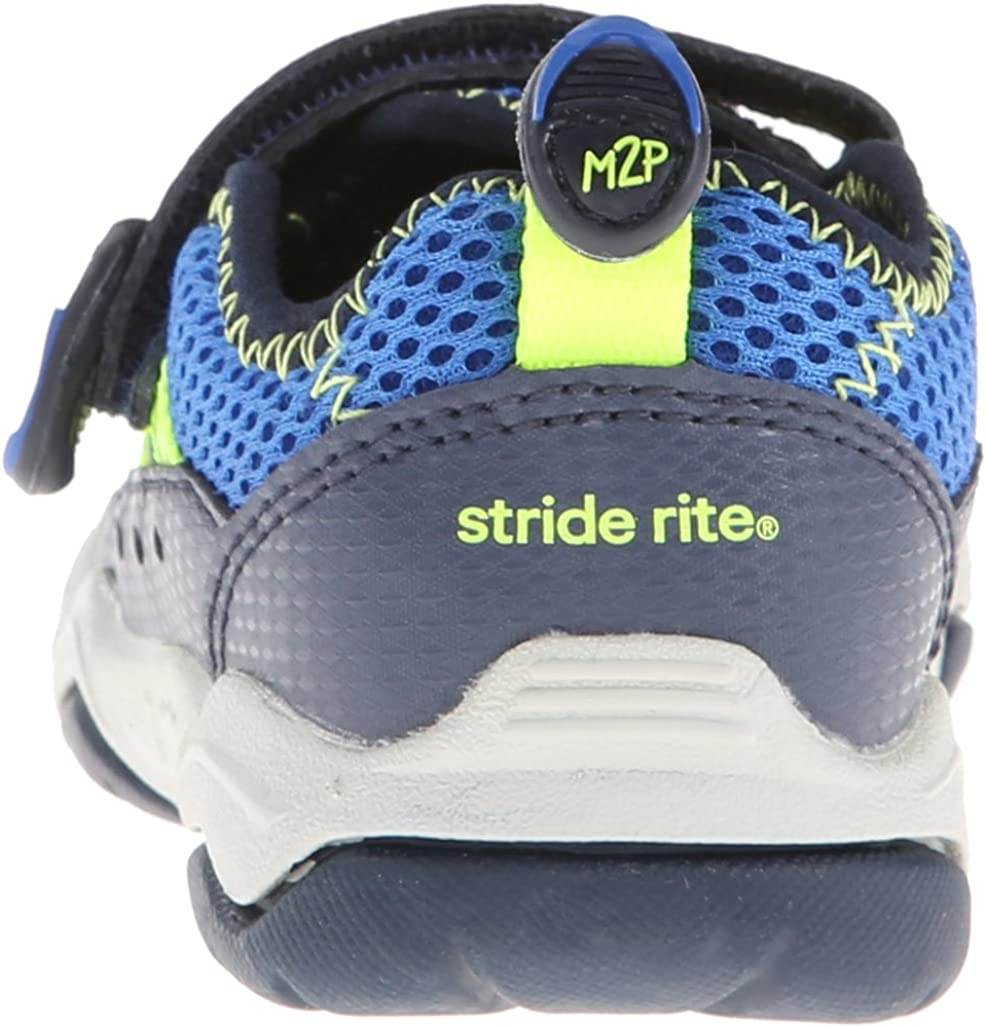 Stride Rite Made2Play Toddler and Little Boys Finn Athletic Sneaker