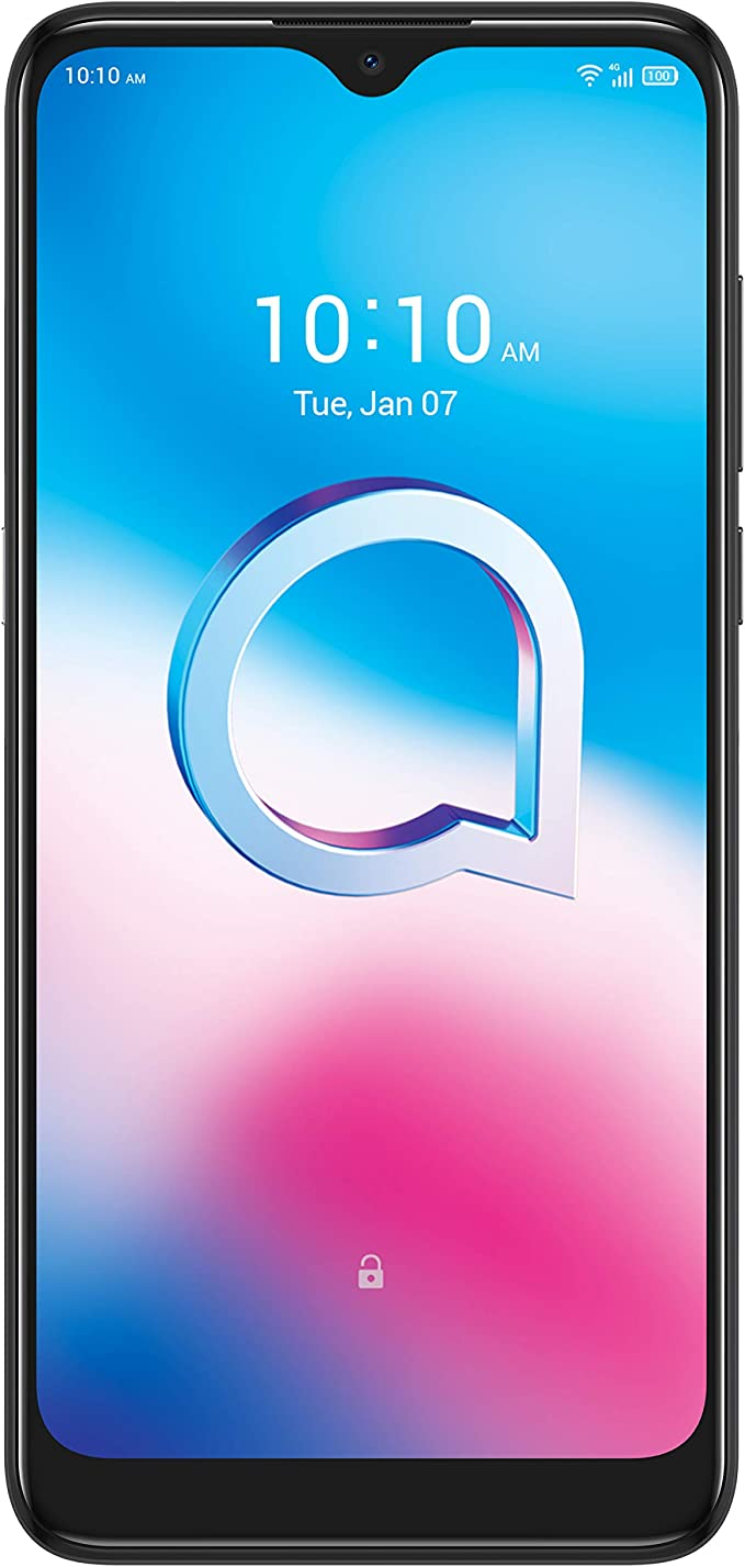 Alcatel Smartphone MÓVIL 3L 2020 Dark Chrome - 6.22/15.79CM HD+ ...