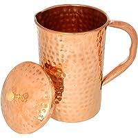 Zap Impex Pure amartillado de cobre jarra