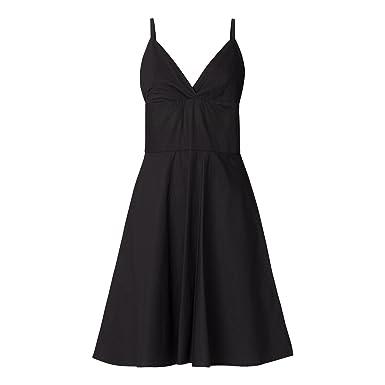 1f9c5cf0dfb4d4 THOKKTHOKK Kleid Break Dunkelgrau Bio Fair  Amazon.de  Bekleidung
