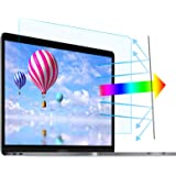 2 Pack 15.6 in Laptop Anti Blue Light Screen Protector - Blue Light Blocking & Anti Glare Filter Film Eye Protection for…