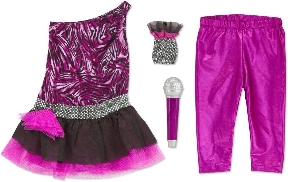 Disfraz Infantil de atrapasueños Rock Star, Disfraz de Carnaval ...