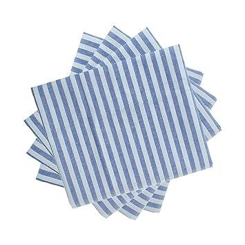 """sourcing map Paquete de toallas limpiadoras absorbente de algodón de 24"""" x 16"""","""
