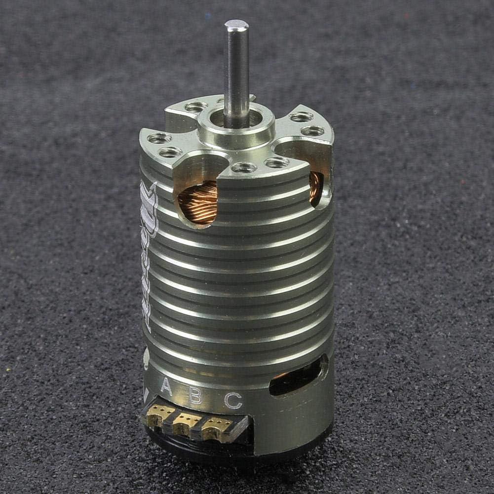 Metallrakete Mini-Z 1//24 1//28 RC Modellauto Brushless Motor Drfeify RC Auto Brushless Motor