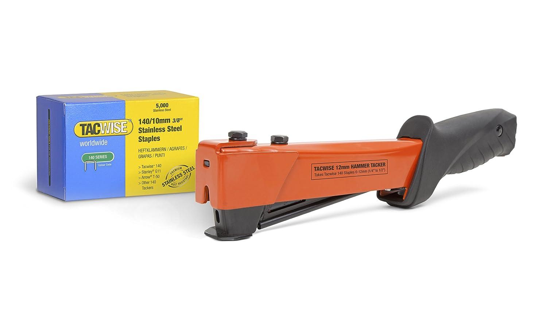 Tacwise A54 1262 Marteau Agrafeur/Agrafes 12 mm offre groupé e Type 140