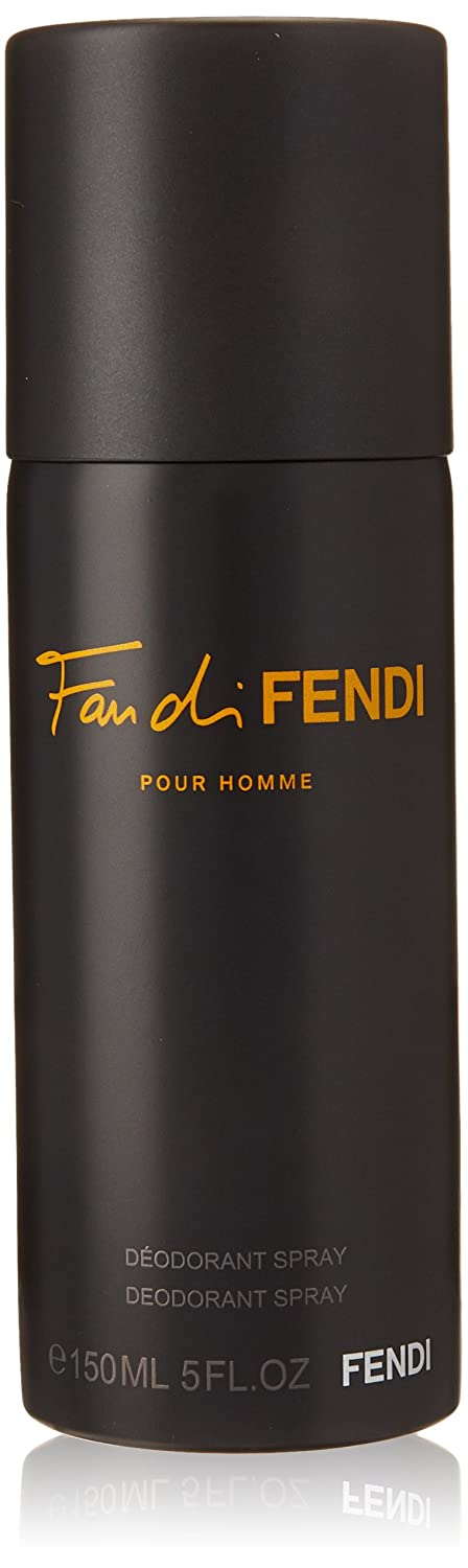 Fendi Fan Di Pour Homme for Men, 5-Ounce Deodorant Spray FDFMDS5