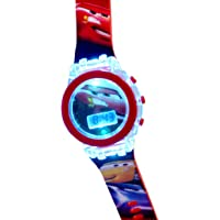 Sandbox Party Cars 3 Glowing LED Watch (Pack of 1)