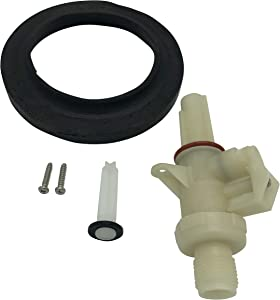 Beech Lane Upgraded Toilet Water Valve Kit for Thetford Aqua Magic IV Toilets, Compare to Thetford Part 13168, High Performance in Freezing Conditions, Improved Valve Lifespan