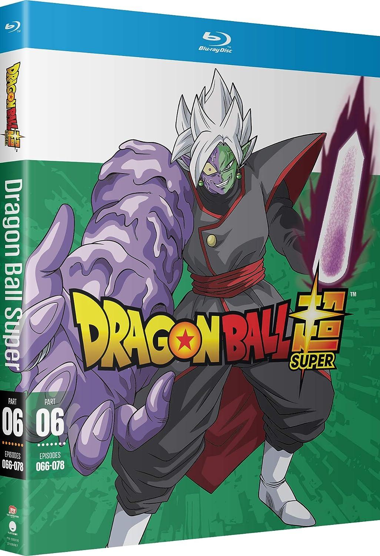 Dragon Ball Super: Part Six [Blu-ray] Sean Schemmel Christopher R. Sabat Jason Douglas Monica Rial