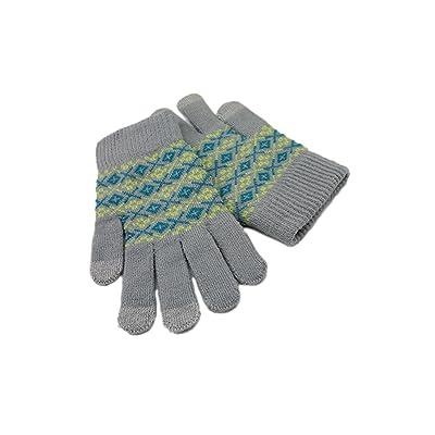 Écran tactile Texting gants - Spider chaude en tricot Gants hiver