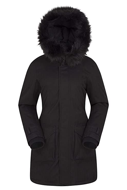 f7e350d86a2d Mountain Warehouse Aurora Womens Down Jacket - Waterproof Ladies Jacket