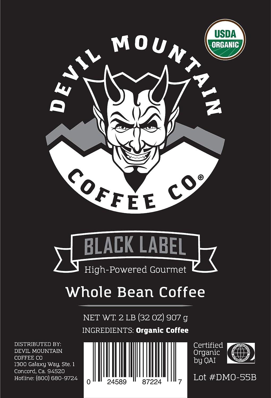 セール 登場から人気沸騰 Black Label, lb. oz.) High-Powered Gourmet Coffee, Label, 2 lb. (32 oz.) Whole Bean B07NDN9TMB, 天平キムチ:3d2d0936 --- svecha37.ru