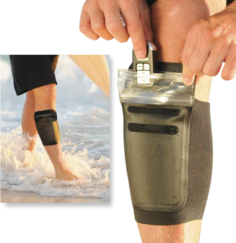 Compact Surfboard Surfing Fin Key Screws /& Waterproof Wallet Holder Dry Bag