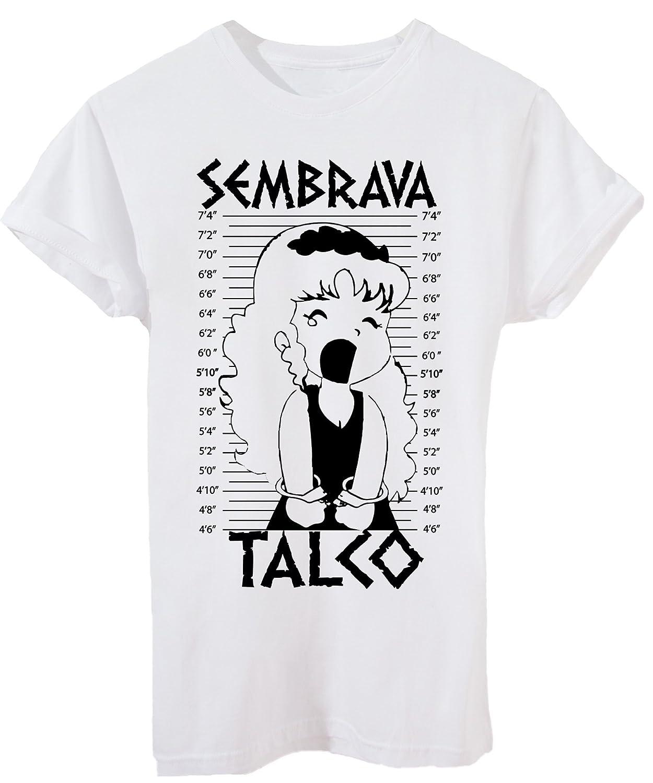 T-Shirt Sembrava Talco Pollon Foto Segnaletica - Anime & Videogames iMage iMageT-IT-2221-parent