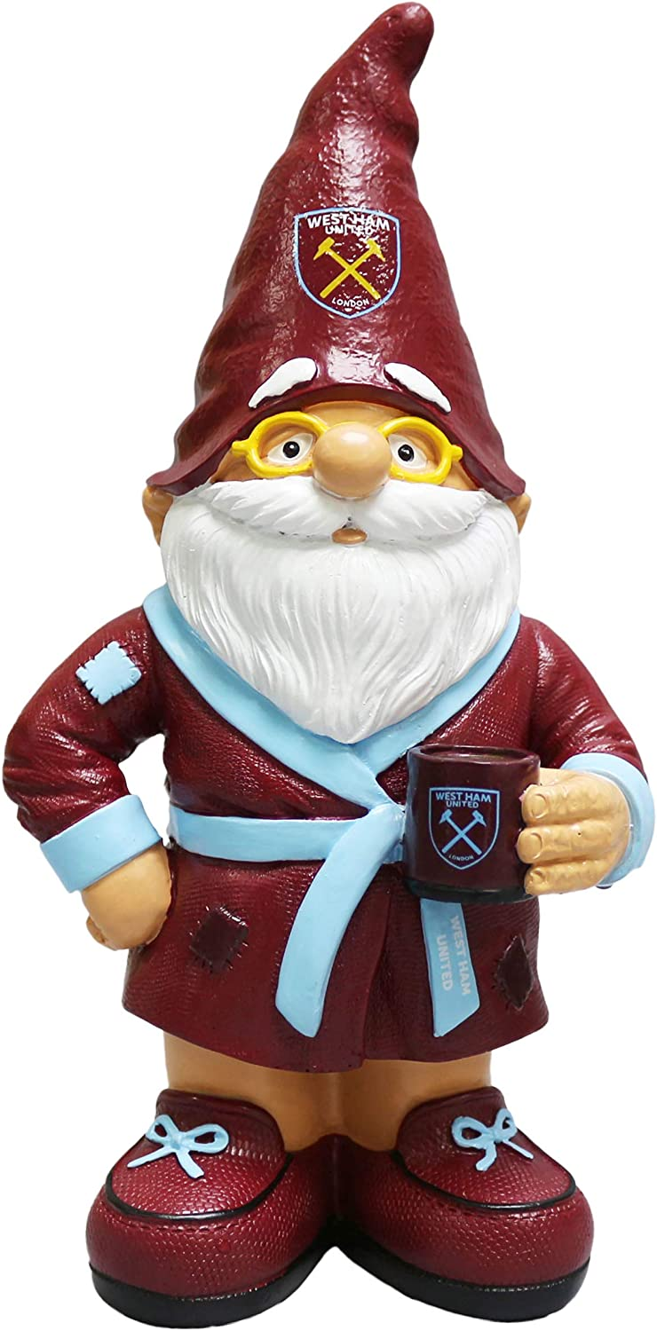 Forever Collectibles UK Football Team Dressing Gown Gnome
