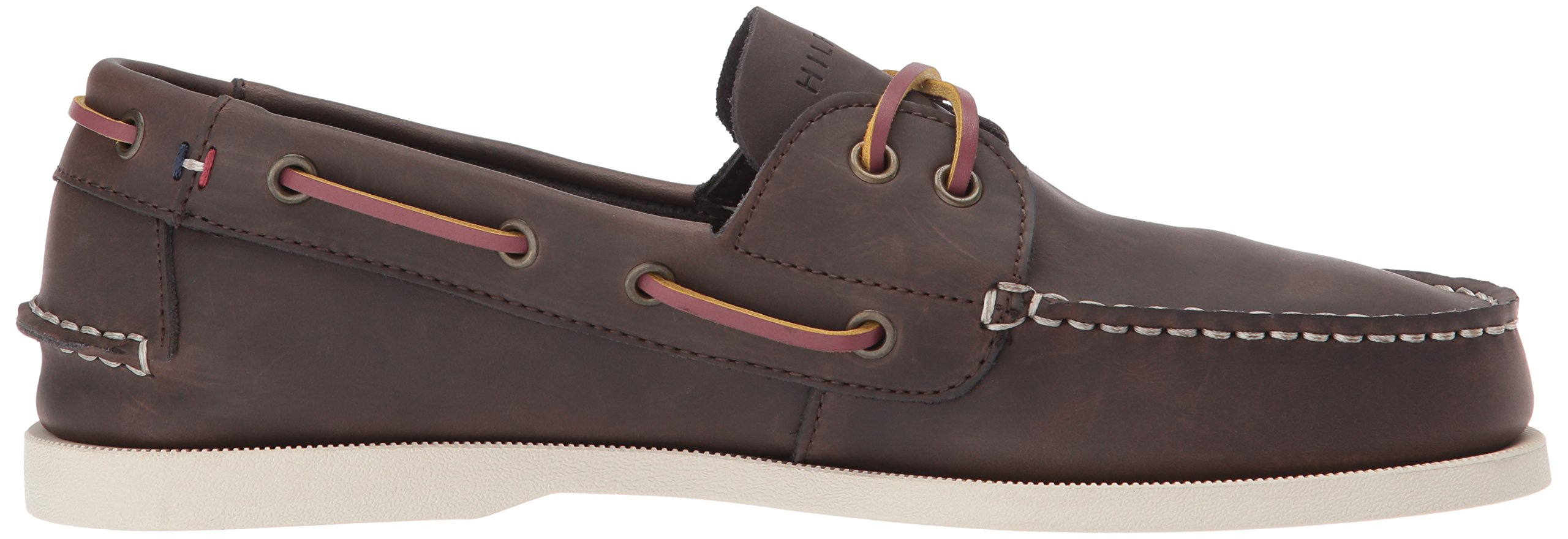 Tommy Hilfiger Men's Bowman Boat shoe,Coffee Bean,8.5 M US by Tommy Hilfiger (Image #7)