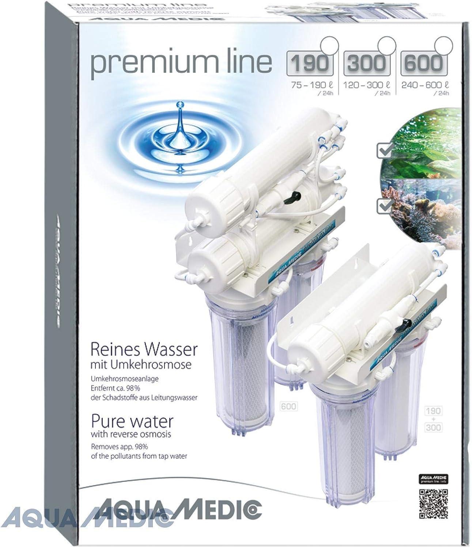 Aqua Medic Umkehrosmose Premium line (600 - Osmoseanlage kaufen