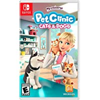 My Universe, Pet Clinic: Cat and Dogs Switch - Nintendo Switch Games and Software