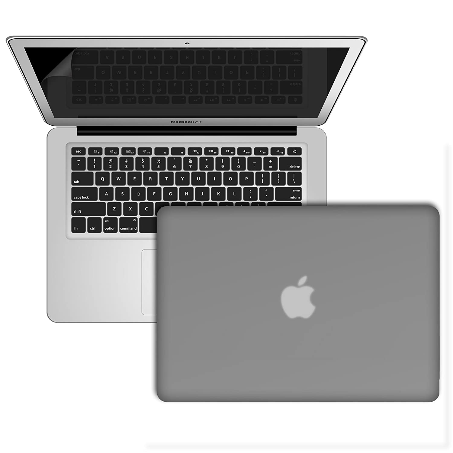 macbook-air-11 - 13-pro-13, riverpanda ligero Skin & Teclado ...