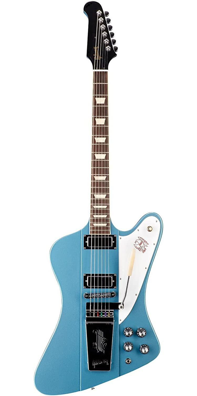 Gibson 2016 Limited Edition Firebird Lira (Tail vibrola Guitarra Eléctrica Faded Pelham Azul: Amazon.es: Instrumentos musicales