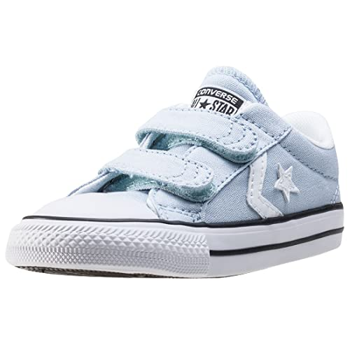 6022f6535784 Converse Kids Starplayer 2 Velcro Shoes In Porpoise  Amazon.co.uk ...