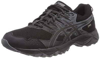 20cb176d ASICS Gel Sonoma 3 GTX Women's Trail Running Shoes - SS17-7.5 - Black