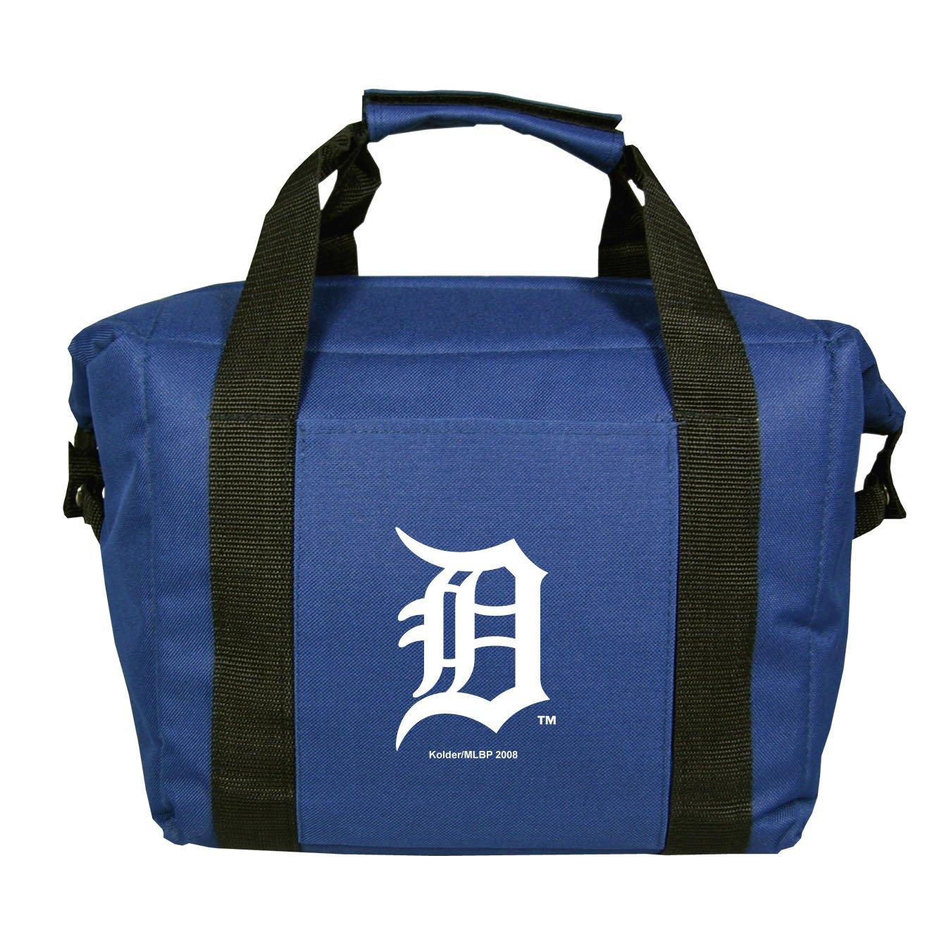 MLB Detroit Tigers Soft Sided 12-Pack Cooler Bag
