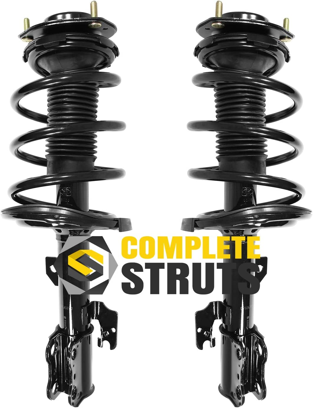 Front Pair Quick Complete Struts /& Coil Springs for 2002-2003 Lexus ES300