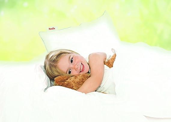 Paradies 076240 Niños Colchón Maya, 70 x 140 cm para bebés y niños colchón, algodón y mezcla de tejidos, color blanco, 140 x 70 x 110 cm: Amazon.es: Bebé