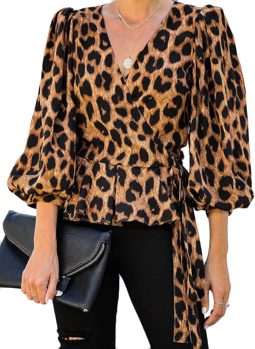 Eff You See Kay Why Oh You Womens Cute Pattern Cat and Fish Print Tops Short Sleeve Cheetah Animal Print Funny Mama Graphic Tees T Shirts Blouses