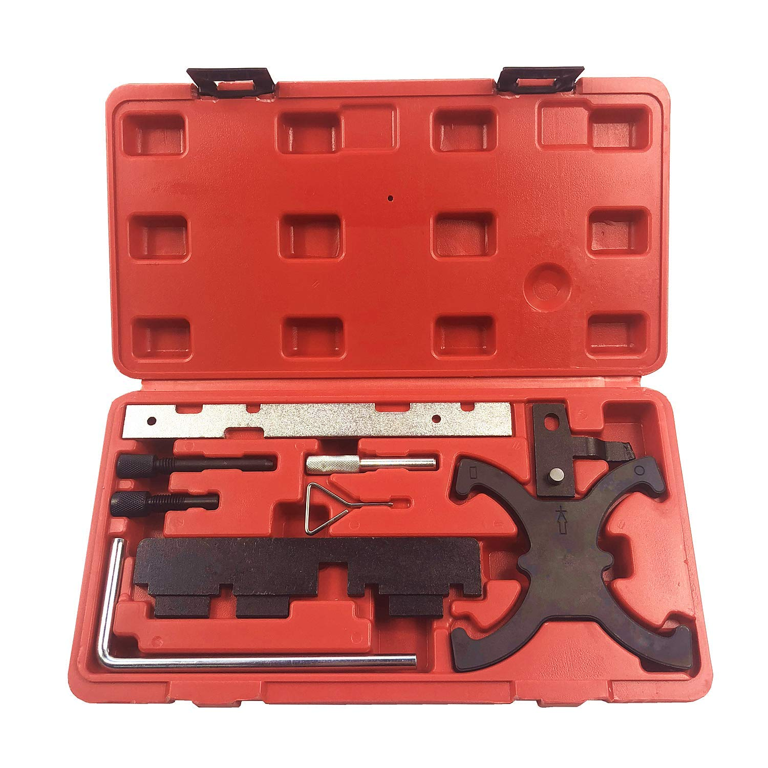 Best Q Engine Camshaft Timing Locking Tool Set Kit for Ford Focus 1.6 Mazada 1.6 Eco Boost Volvo ShiQi