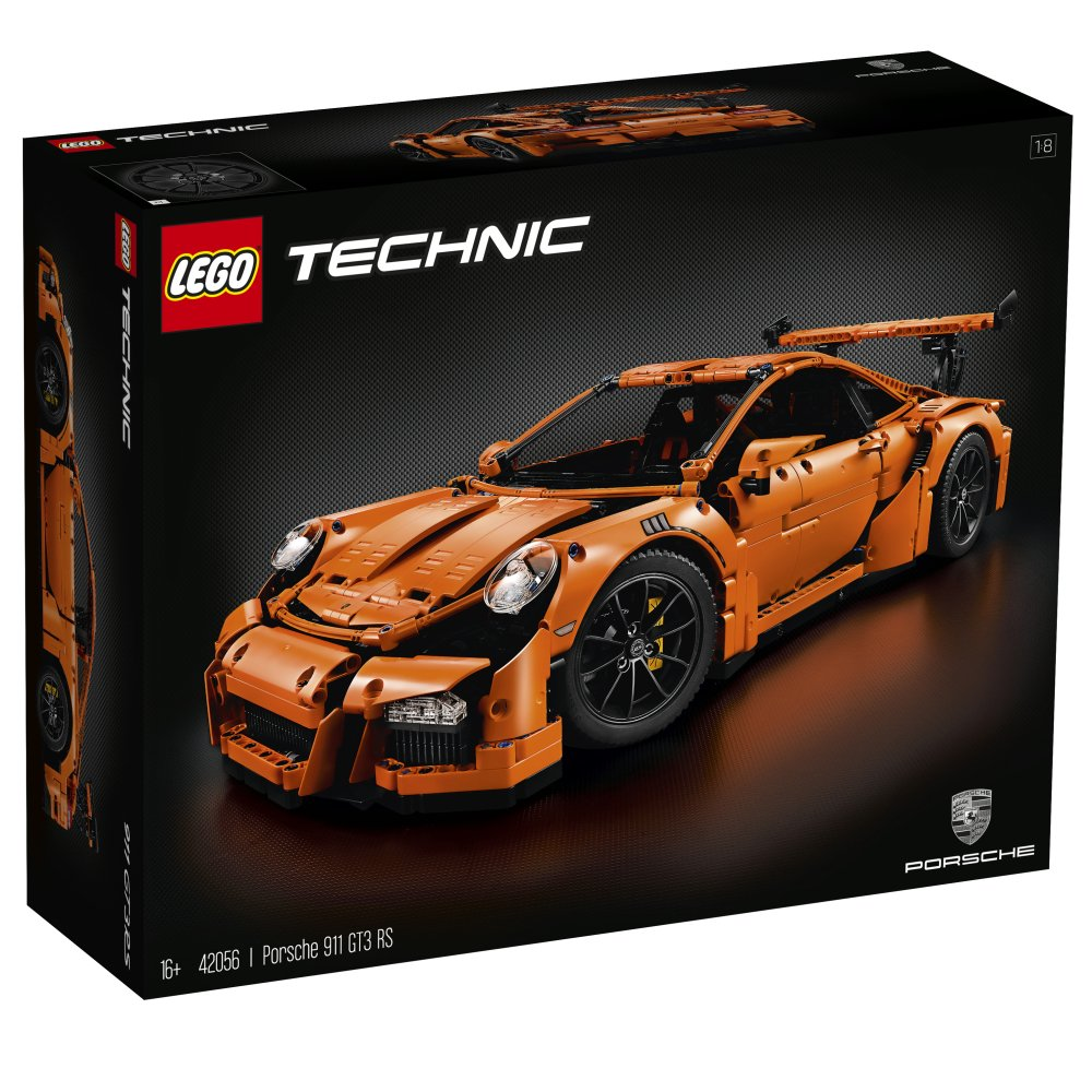 [amazon.it] LEGO 42056 Porsche GT3 RS per 273,99€ - spedizione gratis