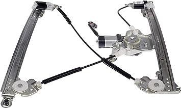 Drivetech 4x4 Body Window Regulator Front Right 128-018621