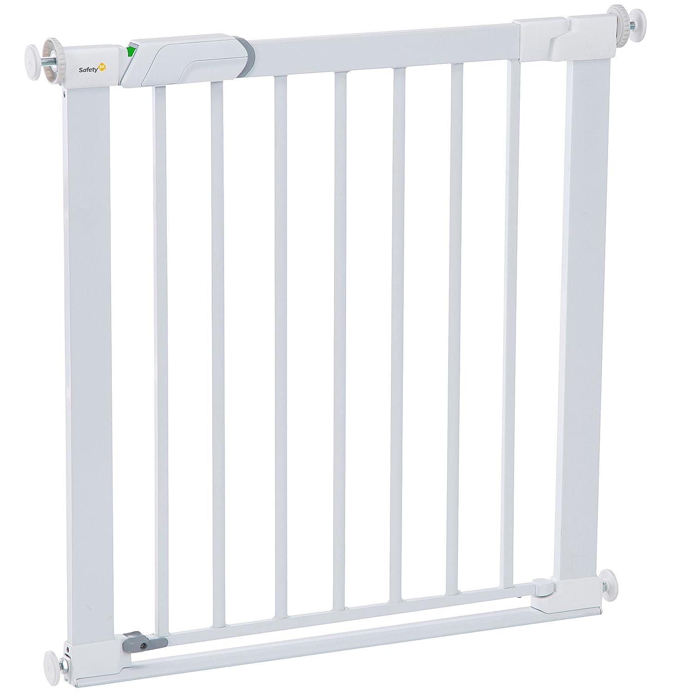 Safety 1st Barriere de Sécurité Flat Step Metal White DORA3 2443431000