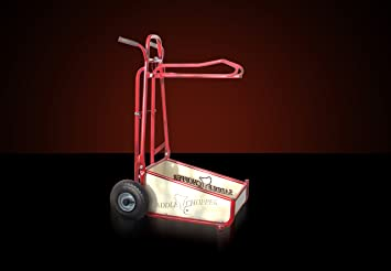 Saddlechopper Einer Inklusive Versand Rahmen Rot Korb