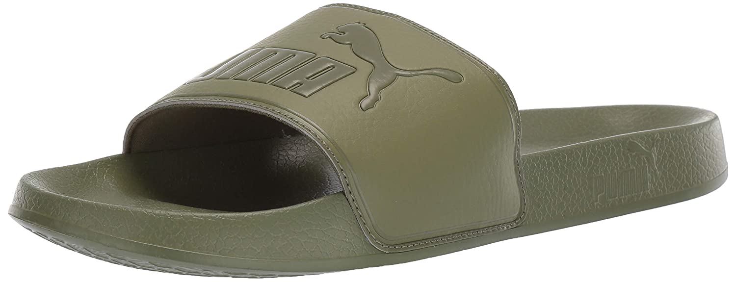 44d176f3b Amazon.com  PUMA Men s Leadcat Slide Sandal  Shoes
