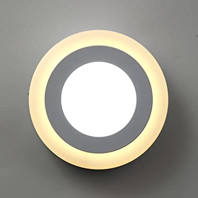 Topmo Plus Led Lampe Plafonnier Leche Murs De Couloir 6w