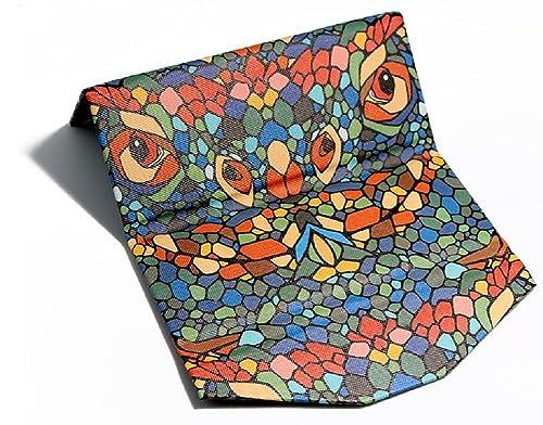 Lagarto animal caja de vidrios, adecuado para la mayoría de las gafas y gafas de sol, Por Embryform
